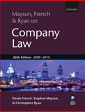 Mayson, French and Ryan on Company Law, French, Stephen and French, Derek, 0199567794