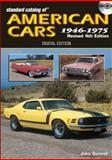 Standard Catalog of American Cars 1946-1975 CD, John Gunnell, 1440237794