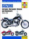 Suzuki Intruder, Marauder, Volusia and Boulevard '85 To '09, Max Haynes, 1563927799