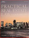 Practical Real Estate Law, Hinkel, Daniel F., 1401817807