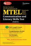 MTEL Communication and Literacy Skills Test (Field 01) : Field 01, Rae, Gail and Jenson-Wilson, Ann, 0738607800