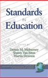 Standards in Education, McInerney, D. M. and Van Etten, Shawn, 1593117809