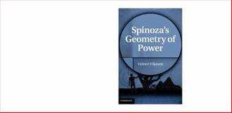 Spinoza's Geometry of Power, Viljanen, Valtteri, 1107007801