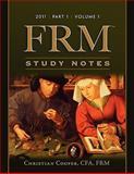 FRM Study Course : Part 1 Vol. 1, Cooper, Christian, 0983427801