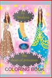 The Shoes of Princesses Coloring Book, Sinalyna, 1482767805