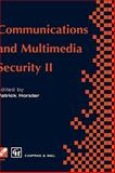 Communications and Multimedia Security II, , 0412797801