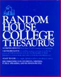 The Random House College Thesaurus, Random House Value Publishing Staff, 067941780X