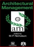 Architectural Management, , 0419177809