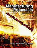 Manufacturing Processes 9781590707807