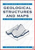 Geological Structures and Maps : A Practical Guide, Lisle, Richard J., 0750657804