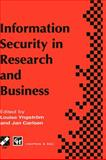 Information Security in Research and Business, , 0412817802