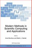 Modern Methods in Scientific Computing and Applications, Bourlioux, Anne and Gander, Martin J., 1402007817