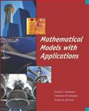 Mathematical Models with Applications, Daniel L. Timmons and Catherine W. Johnson, 0495017817