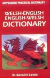 Welsh English - English Welsh Practical Dictionary, , 0781807816