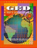 GED Social Studies Satellite Revision, Gibbons, Karen, 0809237814