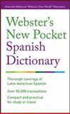 Webster's New Pocket Spanish Dictionary (Custom), Harrap's Staff, 0470177810
