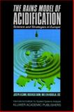 The RAINS Model of Acidification : Science and Strategies in Europe, Alcamo, Joseph, 079230781X
