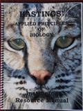 Hastings' Applied Principles of Biology - Instructor Resource Manual : Instructor Resource Manual - Hastings' Applied Principles of Biology, Hastings, Susan, 0982797818
