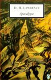 Apocalypse, D. H. Lawrence, 0140187812
