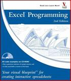 Excel Programming, Jinjer Simon, 0764597817