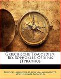 Griechische Tragoedien, Euripides and Aeschylus, 1142817814