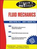 Schaum's Outline of Fluid Mechanics, Potter, Merle and Wiggert, David C., 0071487816