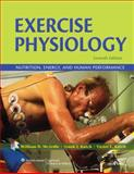 Exercise Physiology : Nutrition, Energy, and Human Performance, McArdle, William D. and Katch, Victor L., 0781797810