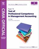 CIMA Official Learning System Test of Professional Competence in Management Accounting, Best, Nick, 1856177815