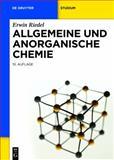 Allgemeine und Anorganische Chemie, Riedel, Erwin and Meyer, Hans-Jürgen, 3110227819