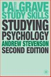 Studying Psychology, Stevenson, Andrew, 023051782X