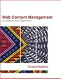 Web Content Management : A Collaborative Approach, Chan, Patrick and Nakano, Russell, 0201657821