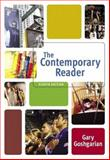 The Contemporary Reader, Goshgarian, Gary, 0321207823