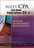 Wiley CPA Examination Review Practice Software 12. 0 BEC, Delaney, Patrick R., 0471797820
