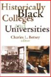Historically Black Colleges and Universities, , 1412807824