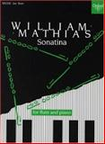 Sonatina for flute and Piano, , 0193577828