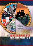 Business Mathematics, Miller, Charles David and Salzman, Stanley A., 0321277821