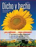 Dicho y Hecho : Beginning Spanish, Dawson, Laila M. and Potowski, Kim, 0470917822