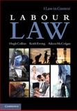 Labour Law, Collins, Hugh and Ewing, Keith, 1107027829