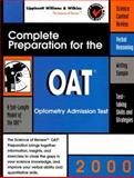 Complete Preparation for the Optometry Admission Test, Hassan, Aftab S., 0683307827