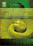 Clinical Anatomy and Physiology of Exotic Species : Structure and Function of Mammals, Birds, Reptiles and Amphibians, O'Malley, Bairbre, 0702027820