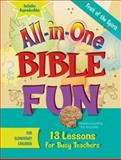 All-in-One Bible Fun, Abingdon Press Abingdon Press, 1426707827