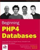 Beginning PHP 4 Databases, Scollo, Christopher and Thomas, Deepak, 1861007825