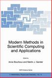 Modern Methods in Scientific Computing and Applications : Proceedings of the NATO Advanced Study Institute and Seminaire de Mathematiques Superieures on Modern Methods in Scientific Computing and Applications, Montreal, Quebec, Canada, 9-20 July 2001, , 1402007825