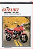 Suzuki Bandit 600, 1995-2000, Clymer Publications Staff and Penton Staff, 0892877820