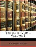Trifles in Verse, John Marjoribanks, 114121783X