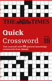 The Times 2 Crossword Book 18, John Grimshaw, 0007517831