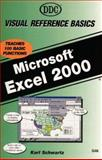 Microsoft Excel 2000, DDC Publishing Staff, 1562437836