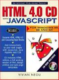 HTML 4.0 with JavaScript, Aubley, Curt, 0130957836