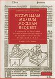 Fitzwilliam Museum McClean Bequest 9781108007832