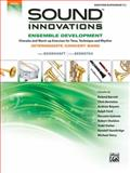 Sound Innovations for Concert Band -- Ensemble Development, Peter Boonshaft and Chris Bernotas, 0739067834